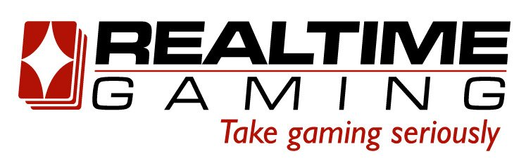An image of the Real Time Gaming Logo