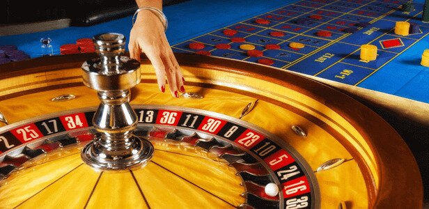 An image of the Online Roulette Table