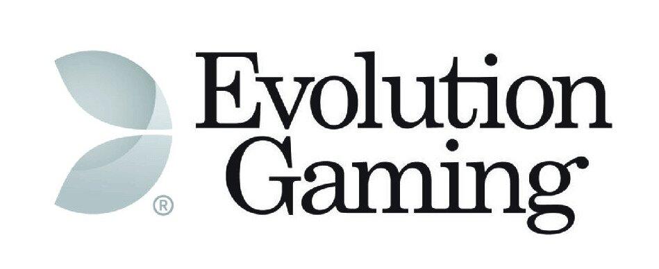 Image of Evolution Gaming logo