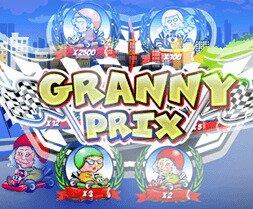 Granny Prix Sun Vegas Casino