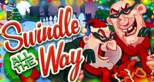 Swindle all the way pokie