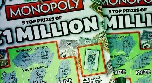 Ladies win lottery twice