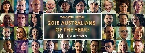Australian of the Year 2018 Awards