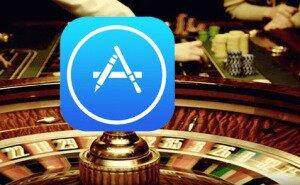 Apple Store blocks gambling apps