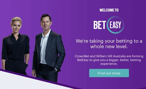 CrownBet will launch as BetEasy