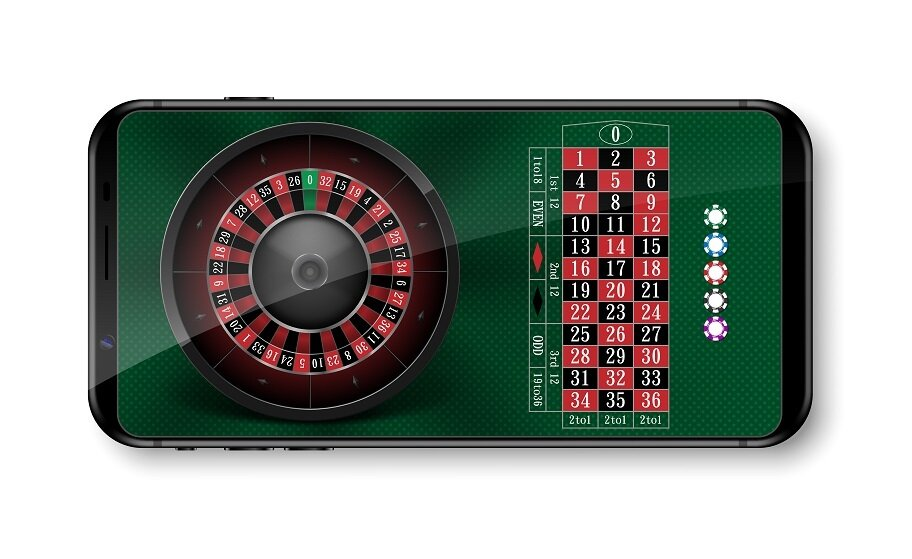 roulette online casino games